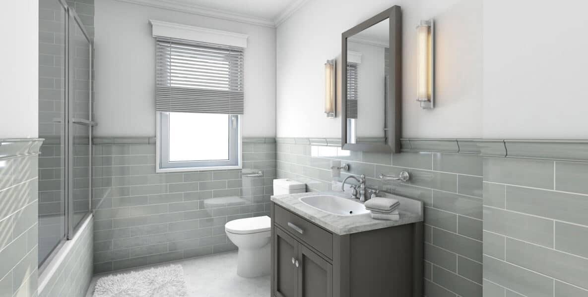 Bathroom Painting Houston