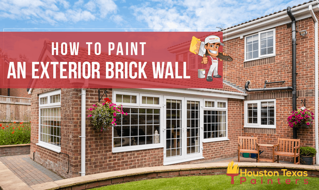 How to Paint an Exterior Brick Wall: Step-by-Step Guide