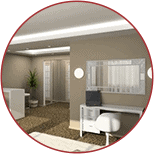 Living Room Painting Service Houston