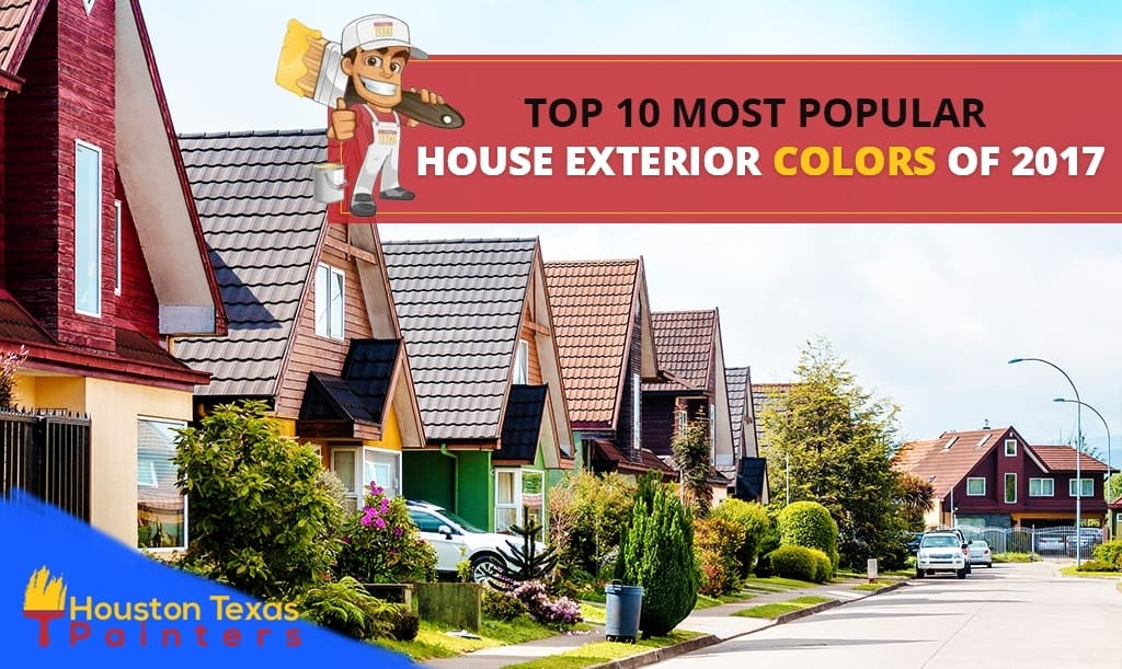 House Exterior Colors of 2017