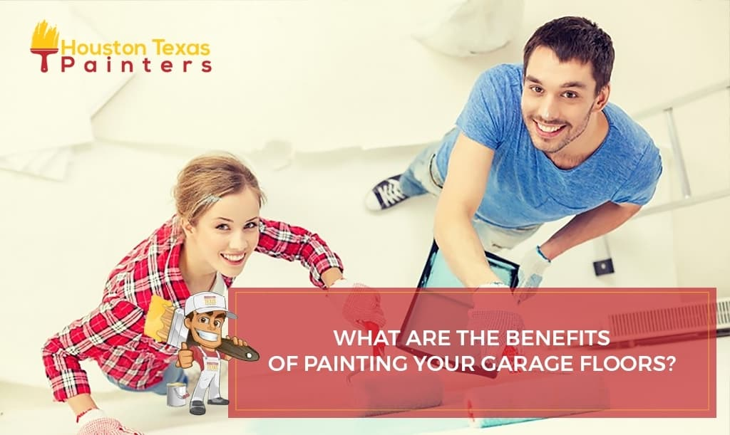 What are the Benefits of Painting Your Garage Floors