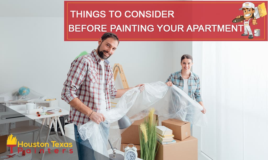 Things To Consider Before Painting Your Apartment