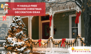 11 Hassle-Free Outdoor Christmas Decoration Ideas