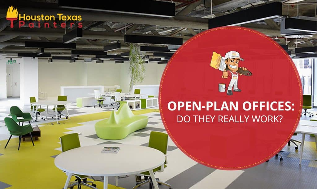 Open-Plan Offices Do They Really Work