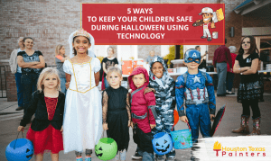5 Ways to Keep Your Children Safe During Halloween Using Technology
