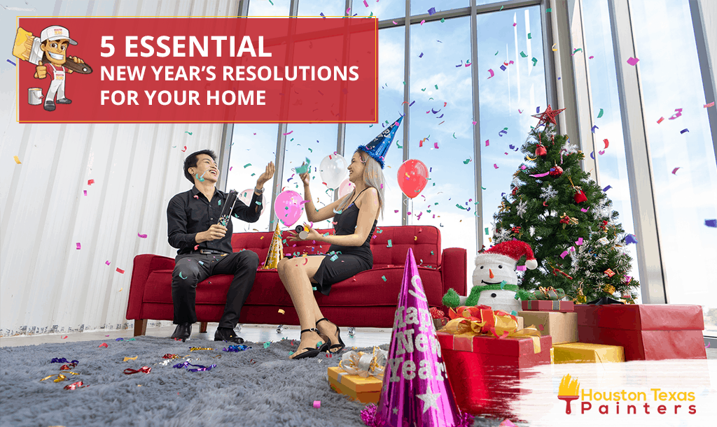 5 Essential New Year's Resolutions For Your Home