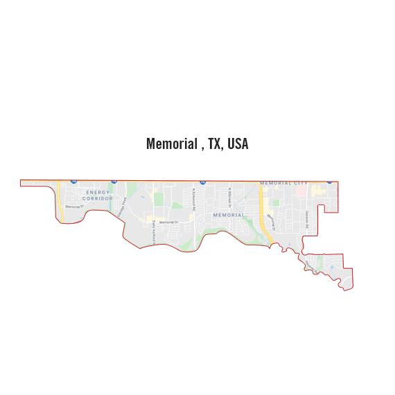 Memorial-map