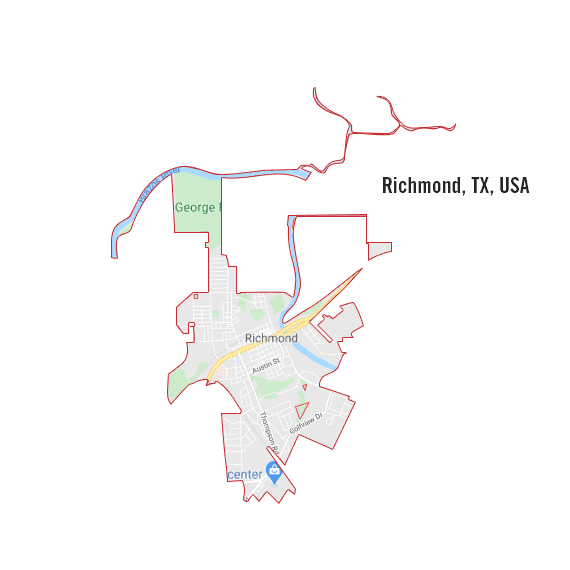 Richmond-map