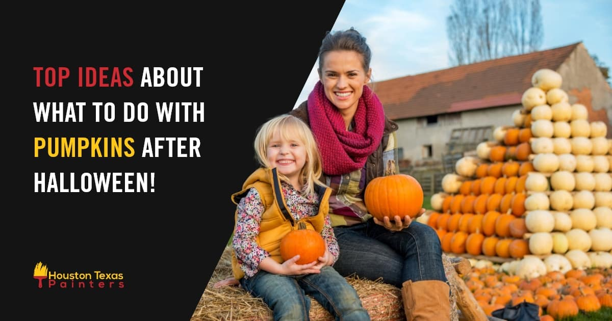 Top Ideas About What To Do With Pumpkins After Halloween