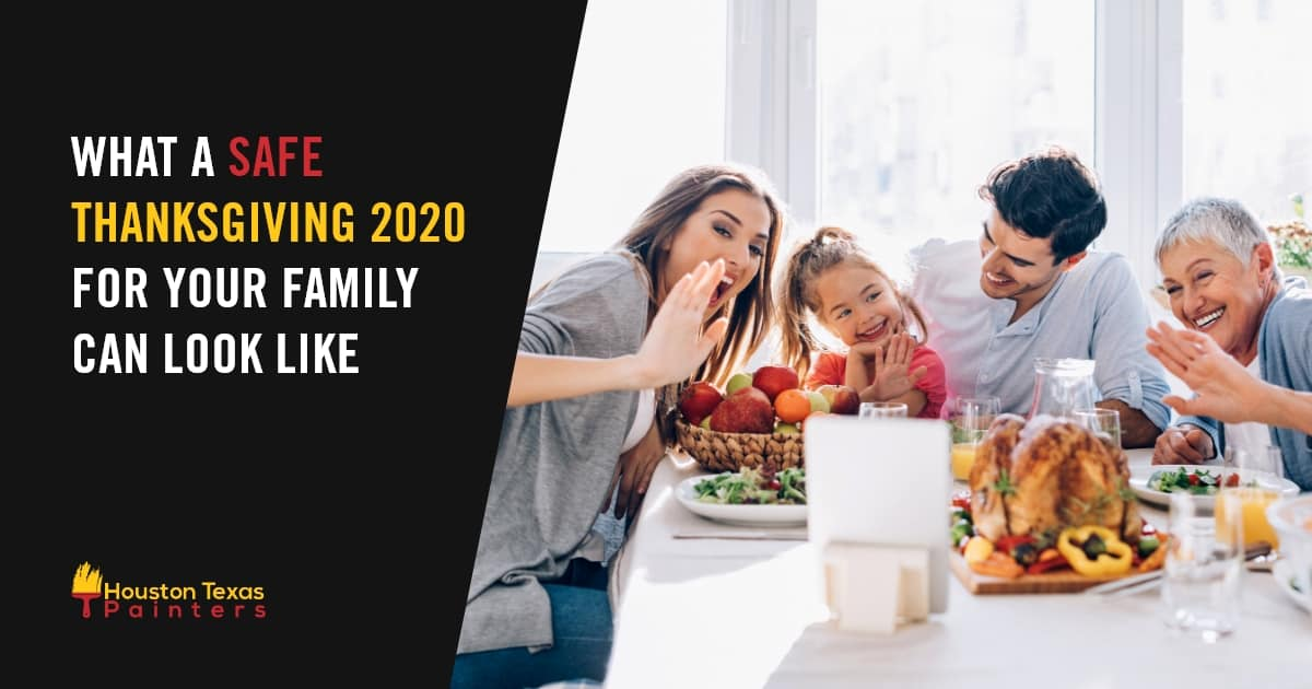 What A Safe Thanksgiving 2020 For Your Family Can Look Like