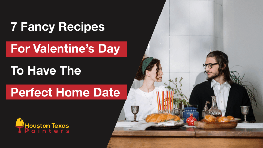 7 Fancy Recipes for Valentines Day