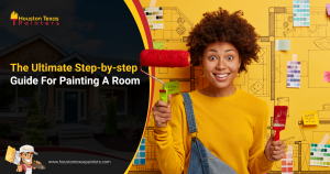 The Ultimate Step-by-step Guide For Painting A Room